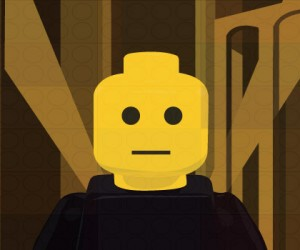 Lego Illustration Series